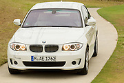BMW Active E 1 series electric prototype in South Africa for testing with I3 and I8 lined up to enter market in 2014