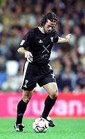 Fotball<br /> Spania 2003/04<br /> Foto: Digitalsport<br /> NORWAY ONLY<br /> Albacete<br /> Libero PARRI