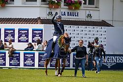 Blum Simone, GER, DSP Alice<br /> Jumping International de La Baule 2019<br /> © Dirk Caremans<br /> Blum Simone, GER, DSP Alice