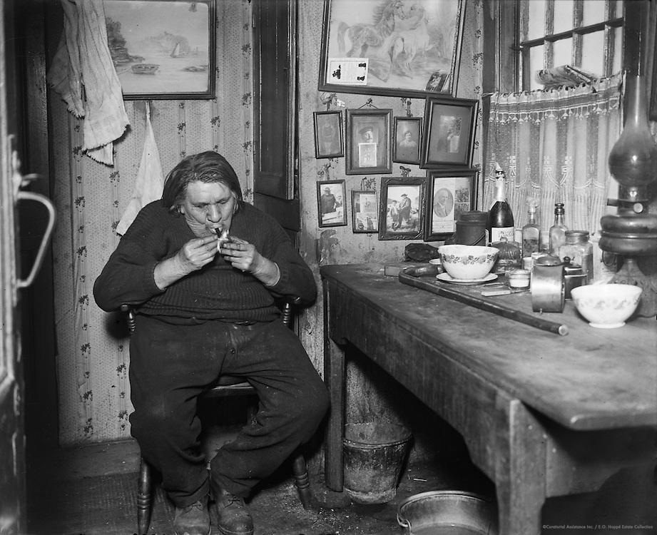 Jimmy Victory, Port Isaac, Cornwall, England, 1932