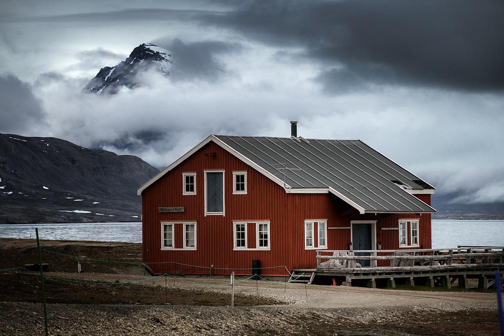 New Alesund, Spitsbergen
