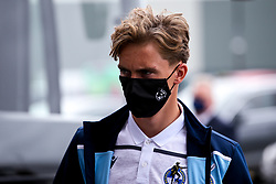 Luke McCormick of Bristol Rovers arrives at Doncaster Rovers - Mandatory by-line: Robbie Stephenson/JMP - 26/09/2020 - FOOTBALL - The Keepmoat Stadium - Doncaster, England - Doncaster Rovers v Bristol Rovers - Sky Bet League One