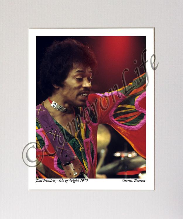 Jimi Hendrix (sleeve) MCP1210-CLFE-051 CLMA-010