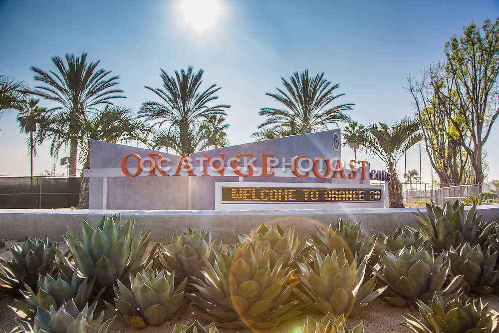 Orange Coast Community College in Costa Mesa