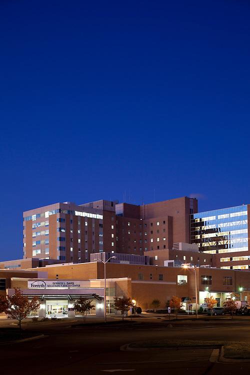 Novant Health, Forsyth Medical Center, Winston-Salem, NC