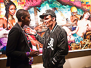DAVID LACHAPELLE; SARAH MARTIN, David LaChapelle. The Rape of Africa. ROBILANT + VOENA. Dover st. London. 24 April 2010.