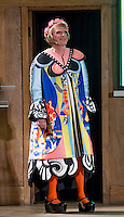 Inaugural Donaldson Lecture by artist Grayson Perry in a new series celebrating architecture and education for the Bartlett School of Architecture UCL.<br /> 13th January 2016 at Conway Hall, Red Lion Square, London.