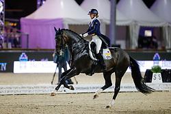 Ramel Juliette, SWE, Buriel KH<br /> European Championship Dressage - Hagen 2021<br /> © Hippo Foto - Dirk Caremans<br /> 09/09/2021