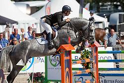 Billington James (GBR) - Brugal VDl<br /> KWPN Paardendagen - Ermelo 2012<br /> © Dirk Caremans