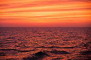 Sunset, Pamlico Sound