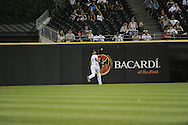 CHICAGO - JUNE 07:  Alex Rios #51 of the Chicago White Sox catches a fly ball against the Seattle Mariners on June 7, 2011 at U.S. Cellular Field in Chicago, Illinois.  The White Sox defeated the Mariners 5-1.  (Photo by Ron Vesely)  Subject:  Alex Rios
