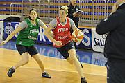 Parma 14 Febbraio 2012 <br /> Nazionale Italiana Femminile Allenamento<br /> Nella foto: raffaella masciadri<br /> Foto Ciamillo
