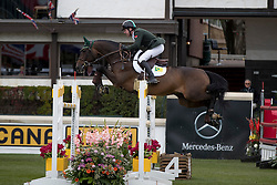 Broderick Greg Patrick, (IRL), Mhs Going Global<br /> CSIO 5* Spruce Meadows Masters - Calgary 2016<br /> © Hippo Foto - Dirk Caremans<br /> 11/09/16