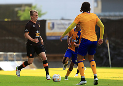 Jarrod Bowen of Hull City attacks - Mandatory by-line: Matt McNulty/JMP - 19/07/2016 - FOOTBALL - One Call Stadium - Mansfield, England - Mansfield Town v Hull City - Pre-season friendly