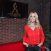 NLD/Amsterdam/20131104 - Lunch genomineerde Musical Awards Gala 2013, Chantal Janzen