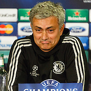 Chelsea Press Conference 070414