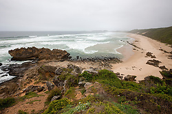 View of the beach, Brenton-On-Sea, Knysna, South Africa