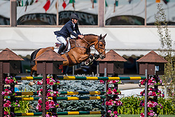 Vanderhasselt Yves, BEL, Hetman of Colors<br /> Spruce Meadows Masters - Calgary 2019<br /> © Hippo Foto - Dirk Caremans<br />  05/09/2019