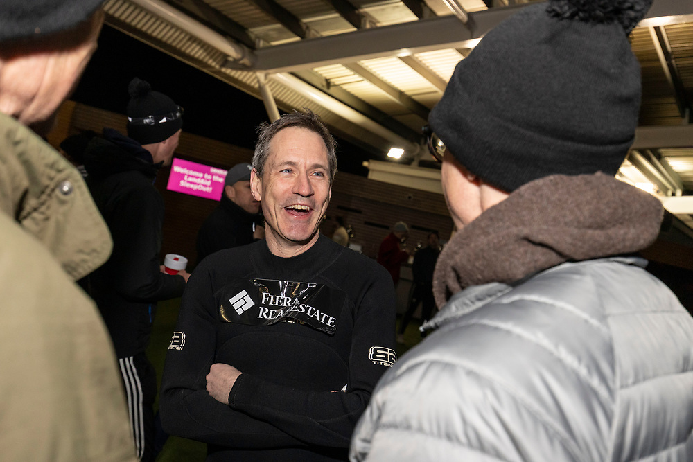 Landaid Sleepout<br /> Evening till 11pm.<br /> The oval 27/2/20