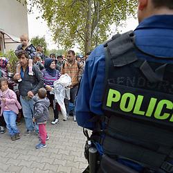 Refugees, Hungary
