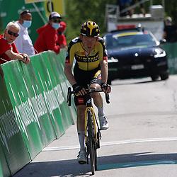 LEUKERBAD (SUI) CYCLING<br /> Tour de Suisse stage 5<br /> <br /> <br /> Sam Oomen (Netherlands)
