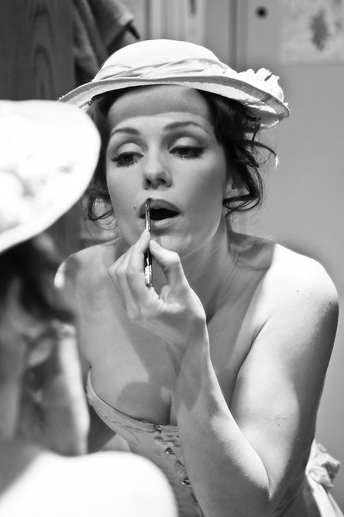 EMMA CAMPBELL-JONES | FLEA IN HER EAR | JANUARY 2011