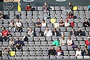 TENNIS: European Open 2020, Rothenbaum, Viertelfinale, Hamburg, 25.09.2020<br /> Feature, Zuschauer<br /> © Torsten Helmke