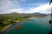 An aerial view of Castletownbere in County Cork.<br /> Photo: Don MacMonagle <br /> e: info@macmonagle.com