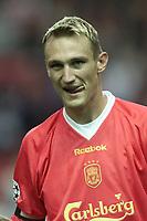 Fotball, Liverpool's captain Sami Hyypia.  (Foto: Digitalsport).