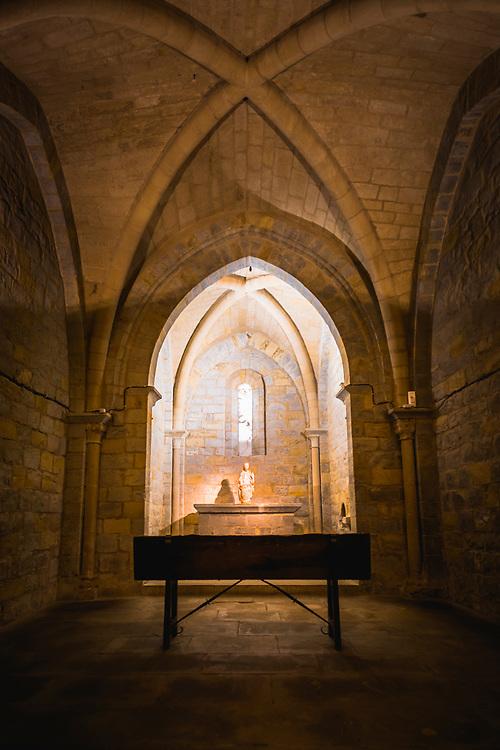 12th Century Romanesque Chapel