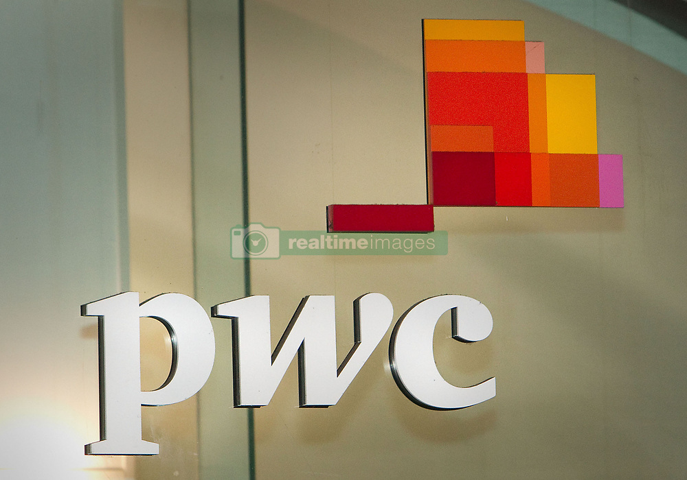 File photo dated 01/11/12 of a sign of PricewaterhouseCoopers. The Financial Reporting Council (FRC) has dropped its investigation into PwC's role as Tesco's auditor during the supermarket's accounting scandal.