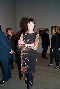 CAROL VICTOR, Gauguin, Tate Modern. London. 28 September 2010. -DO NOT ARCHIVE-© Copyright Photograph by Dafydd Jones. 248 Clapham Rd. London SW9 0PZ. Tel 0207 820 0771. www.dafjones.com.