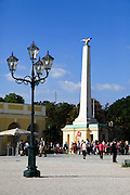 Schönbrunn (Schonbrunn) Palace, Vienna, Austria