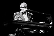 Ray Charles concert during The Michigan Festival