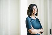 BIRMINGHAM, AL – SEPTEMBER 4, 2019: Portrait of Eleni Shipp.