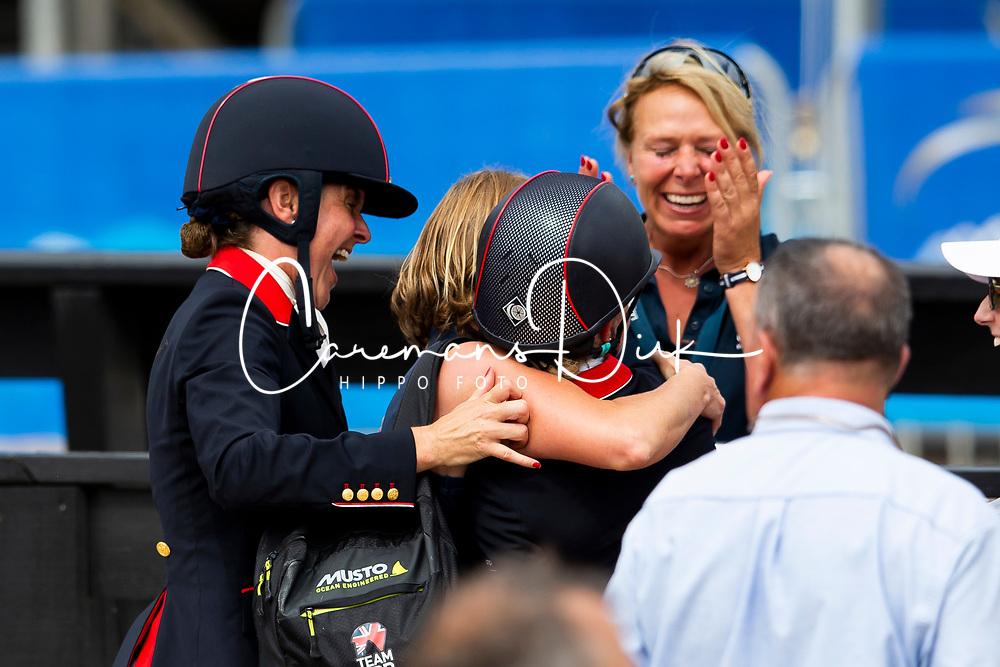 Canter Rosalind, GBR, Allstar B<br /> World Equestrian Games - Tryon 2018<br /> © Hippo Foto - Sharon Vandeput<br /> 18/09/2018
