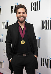 Nov. 13, 2018 - Nashville, Tennessee; USA - Musician THOMAS RHETT attends the 66th Annual BMI Country Awards at BMI Building located in Nashville.   Copyright 2018 Jason Moore. (Credit Image: © Jason Moore/ZUMA Wire)