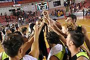 DESCRIZIONE : Roma Serie A2 2015-16 Acea Virtus Roma Benacquista Assicurazioni Latina<br /> GIOCATORE : Acea Virtus Roma<br /> CATEGORIA : team post game post game<br /> SQUADRA : Acea Virtus Roma<br /> EVENTO : Campionato Serie A2 2015-2016<br /> GARA : Acea Virtus Roma Benacquista Assicurazioni Latina<br /> DATA : 27/09/2015<br /> SPORT : Pallacanestro <br /> AUTORE : Agenzia Ciamillo-Castoria/G.Masi<br /> Galleria : Serie A2 2015-2016<br /> Fotonotizia : Roma Serie A2 2015-16 Acea Virtus Roma Benacquista Assicurazioni Latina