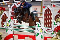 Greene Lawrence, GER, Dsp Askoto<br /> MEVISTO Amadeus Horse Indoor Salzburg<br /> © Hippo Foto - Stefan Lafrentz<br /> 11-12-2016