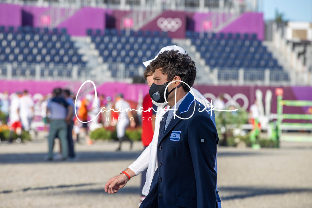 casvloVlock Teddy, ISR<br /> Olympic Games Tokyo 2021<br /> © Hippo Foto - Dirk Caremans<br /> 03/08/2021