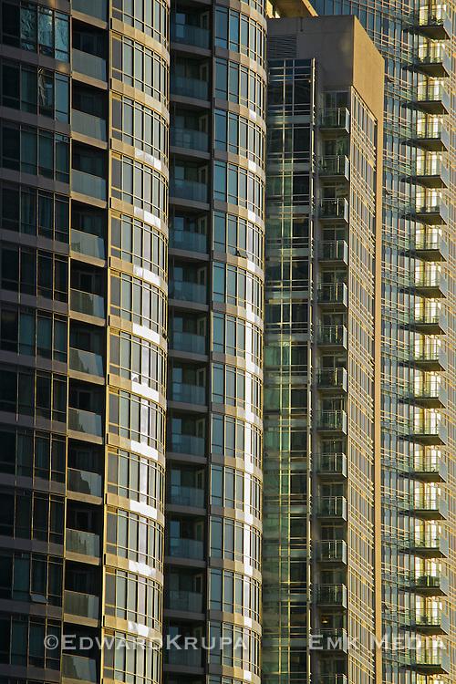 Condominiums. Toronto.