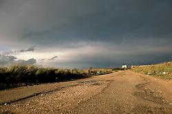 Torre Punta Penne, situata lungo la costa nord di Brindisi