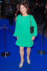 © Licensed to London News Pictures. 21/03/2017.ARLENE PHILLIPS attends the opening night performance of An American In Paris  at the Dominion Theater. London, UK. Photo credit: Ray Tang/LNP