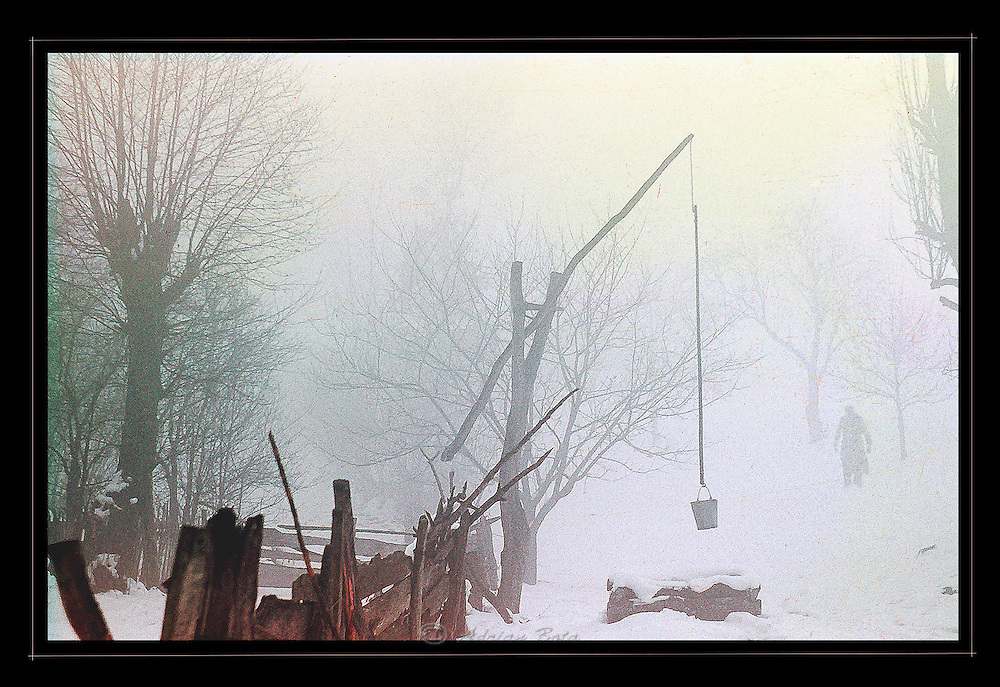 Fogs of Winter, Transylvania<br />