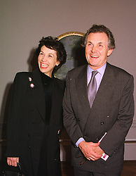 LORD & LADY HINDLIP at an exhibition in London on 19th January 1999.MNH 29