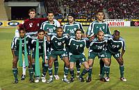 Libya Team Group 2005/06<br />25th MTN Africa Cup Of Nations Egypt 2006<br />Egypt V Libya (3-0) 20/01/06<br />Photo Robin Parker Fotosports International
