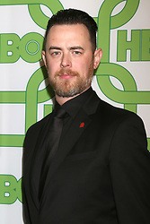 January 6, 2019 - Beverly Hills, CA, USA - LOS ANGELES - JAN 6:  Colin Hanks at the 2019 HBO Post Golden Globe Party at the Beverly Hilton Hotel on January 6, 2019 in Beverly Hills, CA (Credit Image: © Kay Blake/ZUMA Wire)