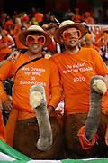 ©Jonathan Moscrop - LaPresse<br /> 06 07 2010 Cape Town ( Sud Africa )<br /> Sport Calcio<br /> Uruguay vs Olanda - Mondiali di calcio Sud Africa 2010 Semi finale - Stadio Punto Verde<br /> Nella foto: tifosi allo stadio<br /> <br /> ©Jonathan Moscrop - LaPresse<br /> 06 07 2010 Cape Town ( South Africa )<br /> Sport Soccer<br /> Uruguay versus Holland - FIFA 2010 World Cup South Africa Semi final - Green Point Stadium<br /> In the photo: fans pictured at the stadium