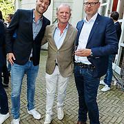 NLD/Amsterdam/20150820 - Najaarspresentatie SBS 2015, Victor Brand, Evert Santegoeds en ............