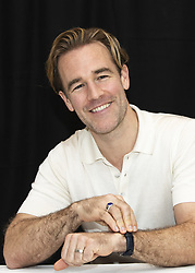 "May 24, 2018 - New York, New York, USA - James Van Der Beek stars in FX Networks TV Series ""POSEâ (Credit Image: © Armando Gallo via ZUMA Studio)"